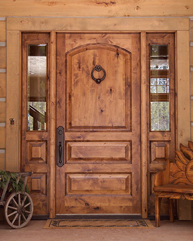 Custom Solid Wood Doors And Millwork By Pine Door